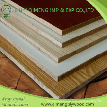 Mehr als 200 Typ 15-19mm Melamin Block Board Sperrholz