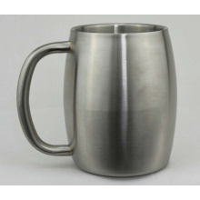 450 Edelstahl Bierkrug (CL1C-M15-B)