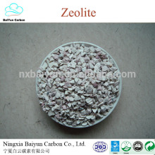 natürlicher Zeolith clinoptilolite für Wasserbehandlungsfabrik Zeolithpreis