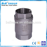 3 Inch PN16 Stainless Steel Lift Check Valve
