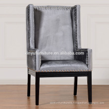 hotel single seater sofa chair in fabric upholstery XYN1563                                                                         Quality Choice