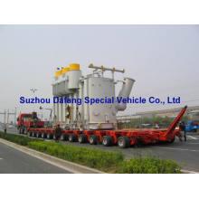 hydraulic modular trailer