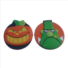 Cartoon Soft PVC 3D Coaster in Creative Design (Coaster-24)