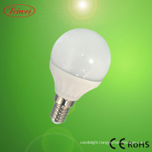 2015 New Cheap Aluminium LED Bulb