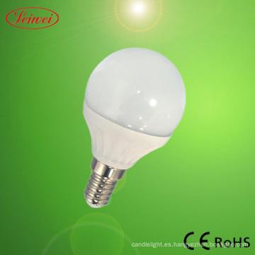 Bombilla de LED de aluminio barato nuevo 2015