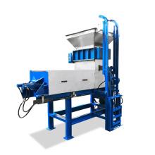 Food Waste screw press reed pulp dewatering machine Organic waste Recycling Machinery