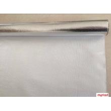 Isolamento de fibra de vidro com folha de alumínio, Material Refletivo e Silver Roofing