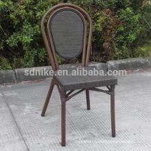 TC- (4) Современный teslin стул ткани / текстильное обеденное кресло