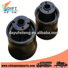concrete pump separate piston/ ram/ pistion ball cup hebei manufacturing