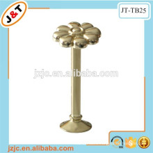 2015 hot sale style product curtain rod metal accessories flower tieback holder