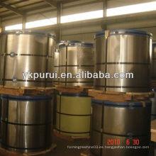 Bobinas de chapa de acero color PRO para la construcción
