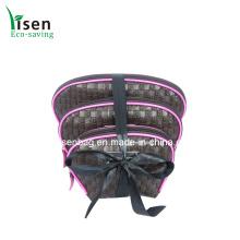 De três peças de moda sacos cosméticos (YSCB02-248)