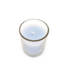 custom  Personalized Soy Wax Glass Jar Custom Scented Candle