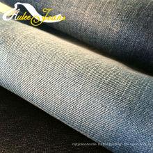 Джинсовая модная хлопковая фланелевая ткань для джинсов