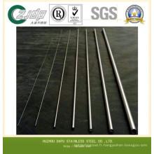 Fournir la meilleure qualité de tuyaux sans soudure en acier inoxydable