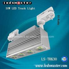 Lâmpada de trilho LED de alta potência IP66 30W