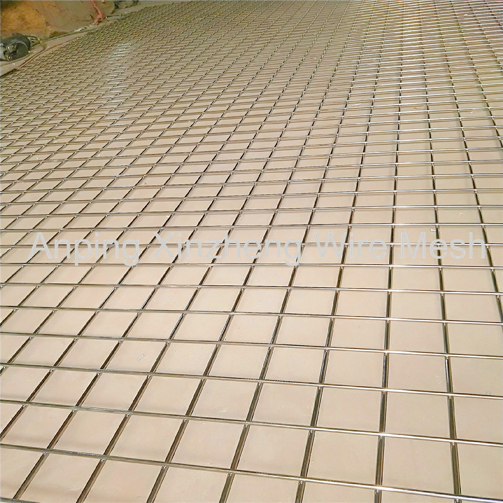 Square Opening Welded Wire Mesh China Manufacturer