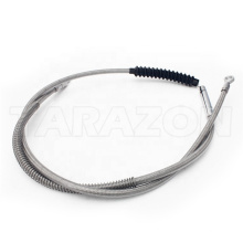 Wholesale Stainless Steel Brake Clutch Line Motorcycle Brake Cable