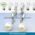Star Style pearl earrings fashion jewelry stud earring