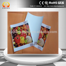waterproof Inkjet 175mic White Opaque Front Printing Backlit Film