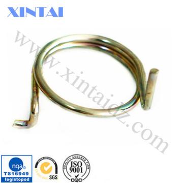 Fabricante de los productos del resorte de la torsión del alambre del gancho de resorte