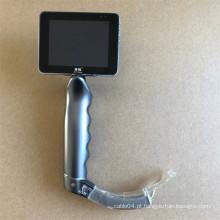 Endoscópio flexível portátil médico