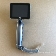 Endoscope flexible médical portable