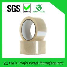 Fita de alta elasticidade da força BOPP / fita do rolo enorme / fita da selagem da caixa / fita da embalagem de BOPP