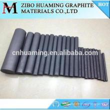 Varilla de grafito de alta resistencia de 2700 mm de longitud