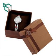 boîte de montre de papier meilleur prix pour tissot