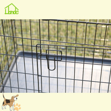 Pet Puppy Indoor Exercise Black Cage