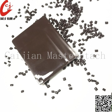abs Warna Brown Masterbatch Granules