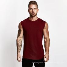 Camisa de entrenamiento muscular para hombres