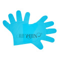 Good quality PE rubber gloves