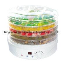 Máquina de secado de alimentos digital deshidratador de alimentos 12 Qt