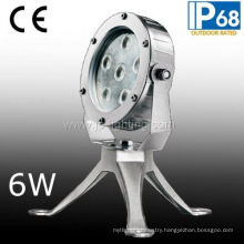 New Type 6W Underwater LED Spot Waterproof Light (JP-95161)