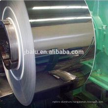 China mirror aluminum coil for decoration household electrical appliance