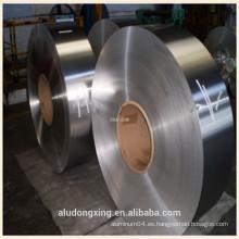 Bobina de aluminio 1100