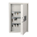 160 Key Hooks Wall Mounted Metal Key Cabinet