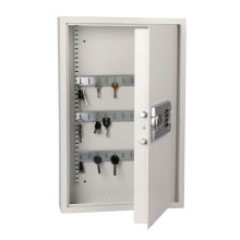 160 Key Hooks Wall Mounted Metal Key Cabinet