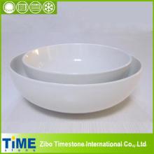 Servicio de ensalada de cerámica fina y conjunto de tazón de fuente de mezcla (15081702)