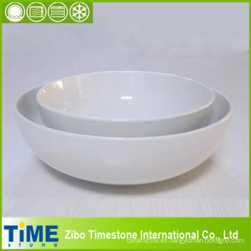 Ensalada de cerámica de la cocina de la porción fina que sirve y que mezcla el juego del tazón de fuente (15081702)