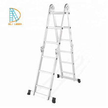 Aluminum Multi-Purpose Folding Ladder 4*4 steps
