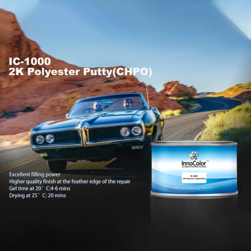 auto polyester putty