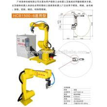 Brazo robótico industrial para dispensar E (C) BT6