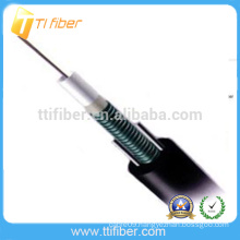 Best Price GYXTW Armoured optic fiber cable Made In China