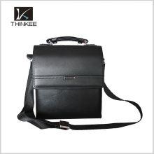 Sac masculin, OEM Custom Man Bag, sac à main bleu et noir