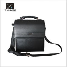 Male Bag, OEM Custom Man Bag, Blue And Black Handbag