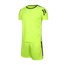 homens novos uniformes do jérsei de futebol do projeto que treinam o uniforme do futebol