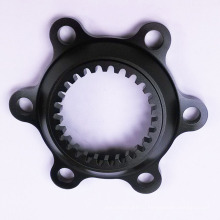 CNC обработанные компоненты велосипеда с токарной и фрезерной обработки